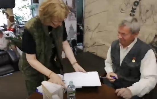 Сбор подписей и анонс встречи с Клёсовым в Москве