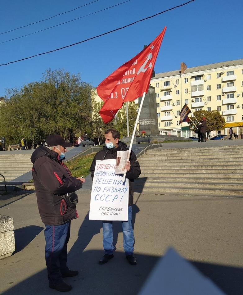 Ростов твёрдо намерен поменять решение о развале СССР.