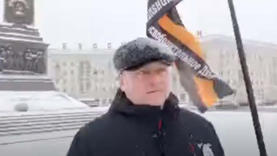 Пост #1, Минск Вечный огонь. ВНС день 2