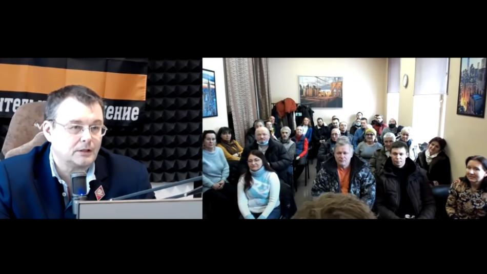 Вопросы Фёдорову первого отряда БОР РОМШ НОД
