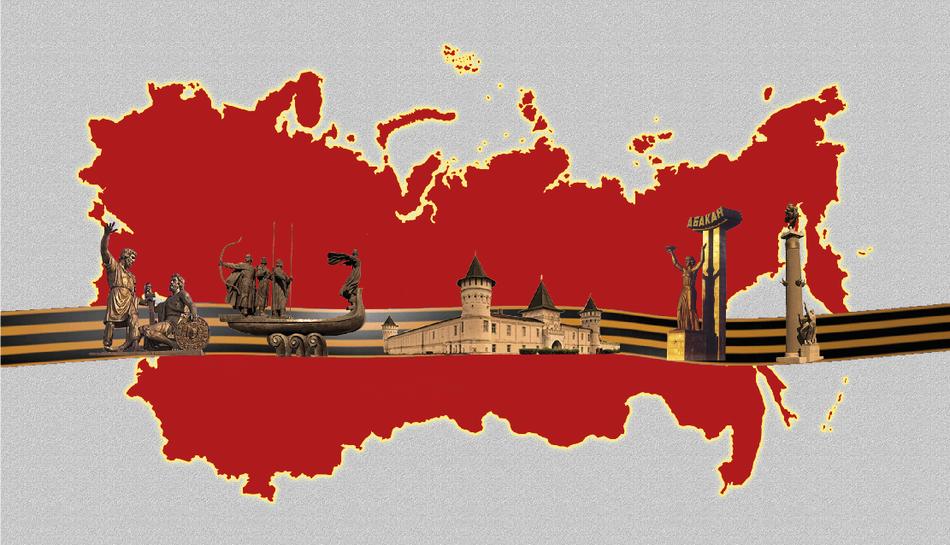 Почему навязали гражданам СССР деление великой державы на государства?
