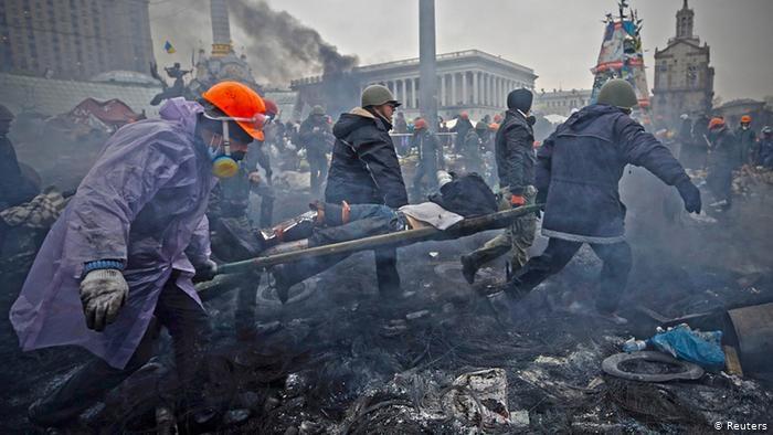 Репетиция Майдана?