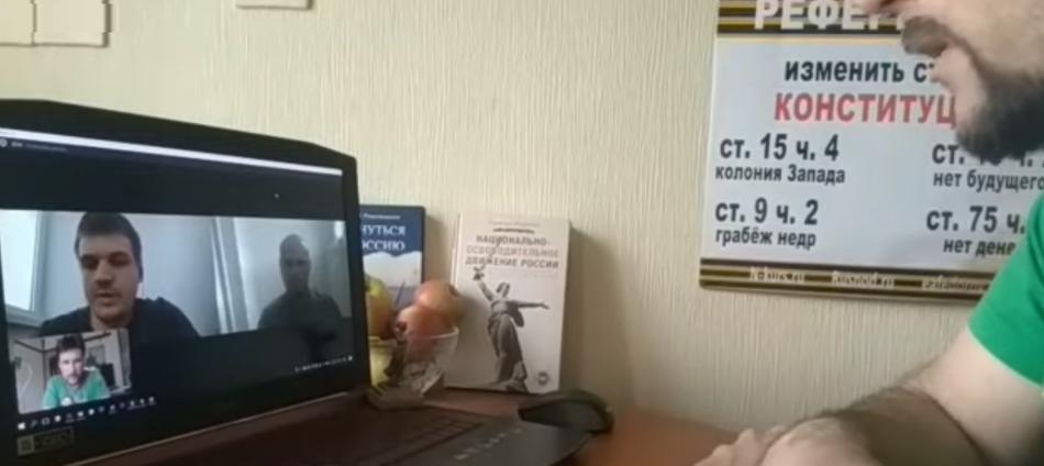 Коронавирус  Кто выгодо-приобретатель. НОД о Суверенитете  20.04.2020г.