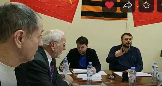 Старт сбору подписей СССР дан!