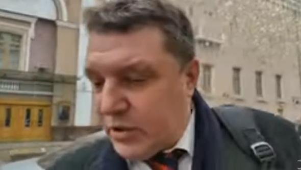 Москва. Задержания одиночных пикетчиков у Совета Федерации