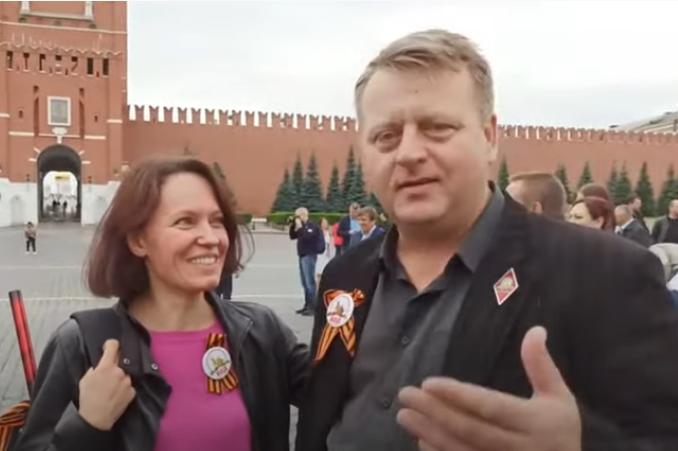 Красная Площадь Съезд НОД, возложение цветов 30.08.2020г.